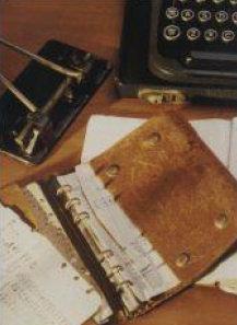 Historie Filofax